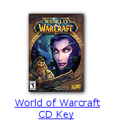 World of Warcraft CD Key
